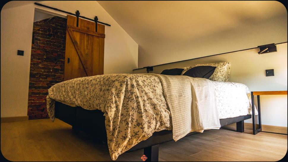 Gîte de Bouxhmont - le Fournil- chambre
