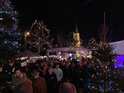 Marché de Noël à Grand-Rechain