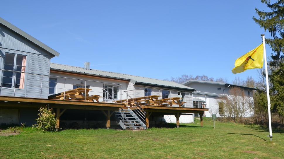 Photo terrasse jalna
