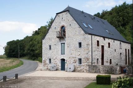 Le Moulin de l'Abbaye (Rez)