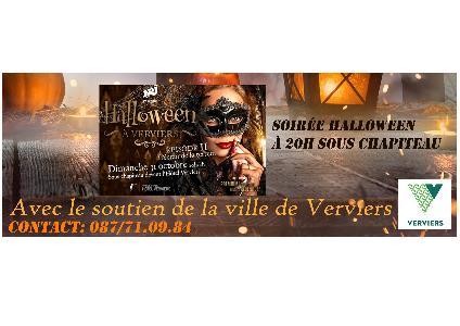 Halloween in Verviers: Terror auf der Leinwand