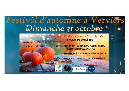 Herbstfest in Verviers