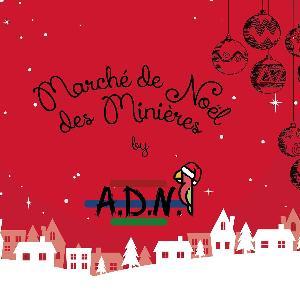 Weihnachtsmarkt in Les Minières
