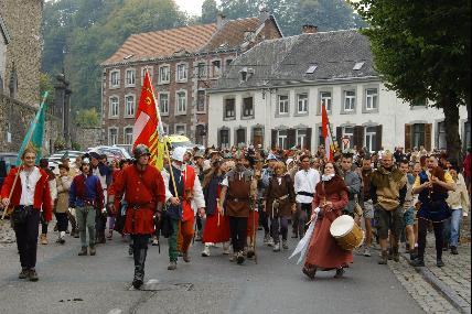Marche des 600 Franchimontois - 8ème édition