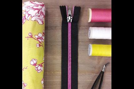 Atelier couture - Créer son TOTEBAG