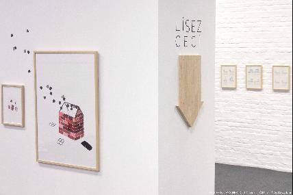 Ec rire et des siner - Une exposition de José Parrondo