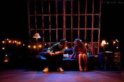 Théâtre - Orgasme et violon