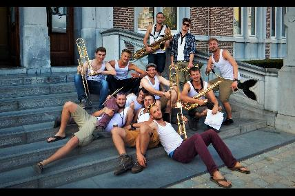 Concert - Gustave Brass Band