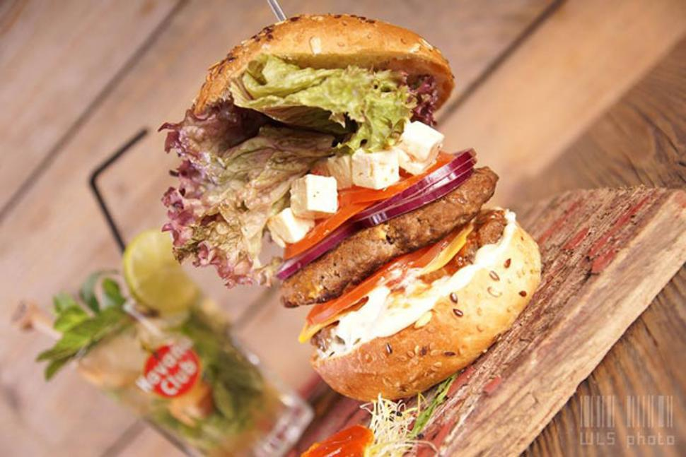 Brasserie Mazo_burger