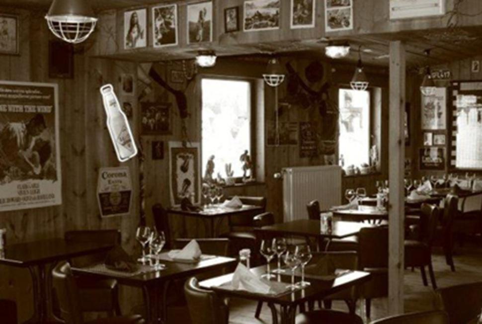 Le Saloon Restaurant à Jemeppe sur Sambre