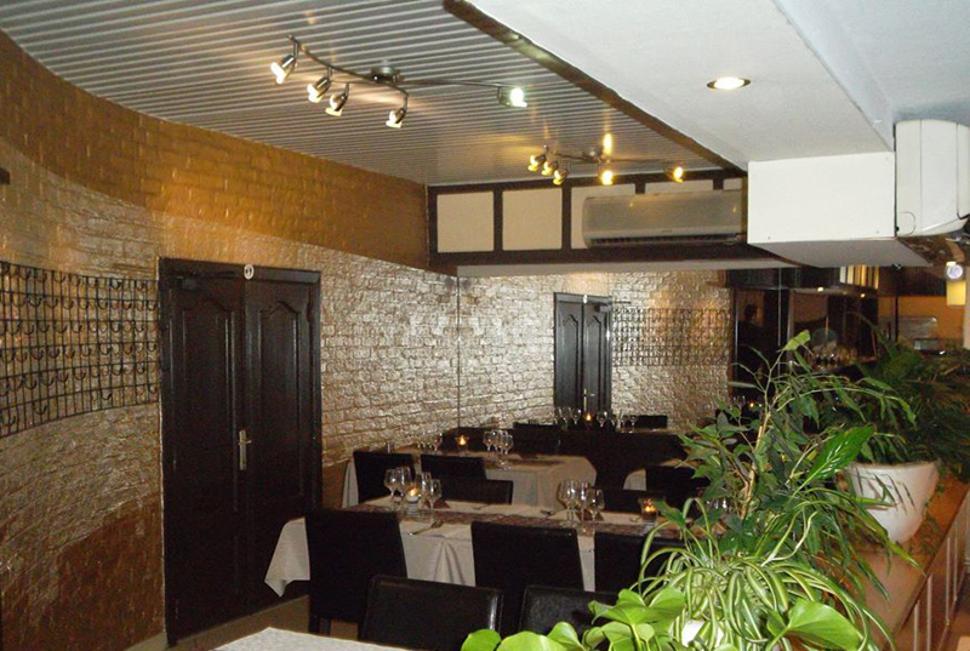 La Fontana restaurant à Auvelais
