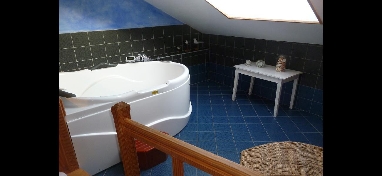 Hirondelle des Rivages - Stoumont - salle de bain