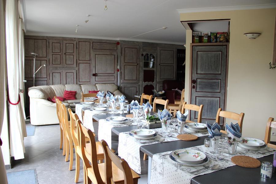 Prestigîtes - La Marguerite - Theux - Salle à manger