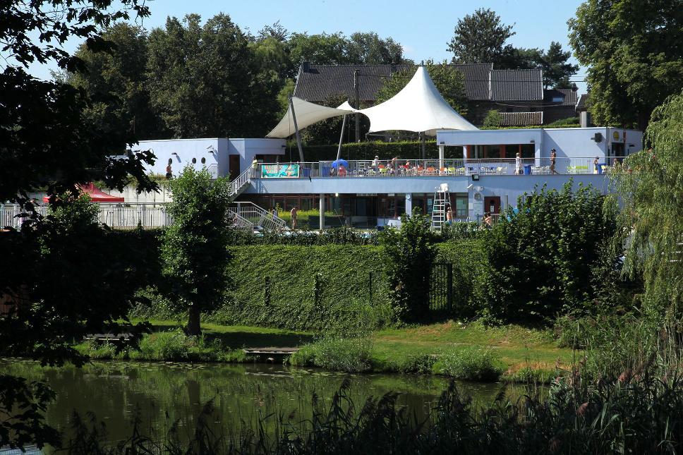 Domaine Provincial Wégimont - Wégimont - Etang