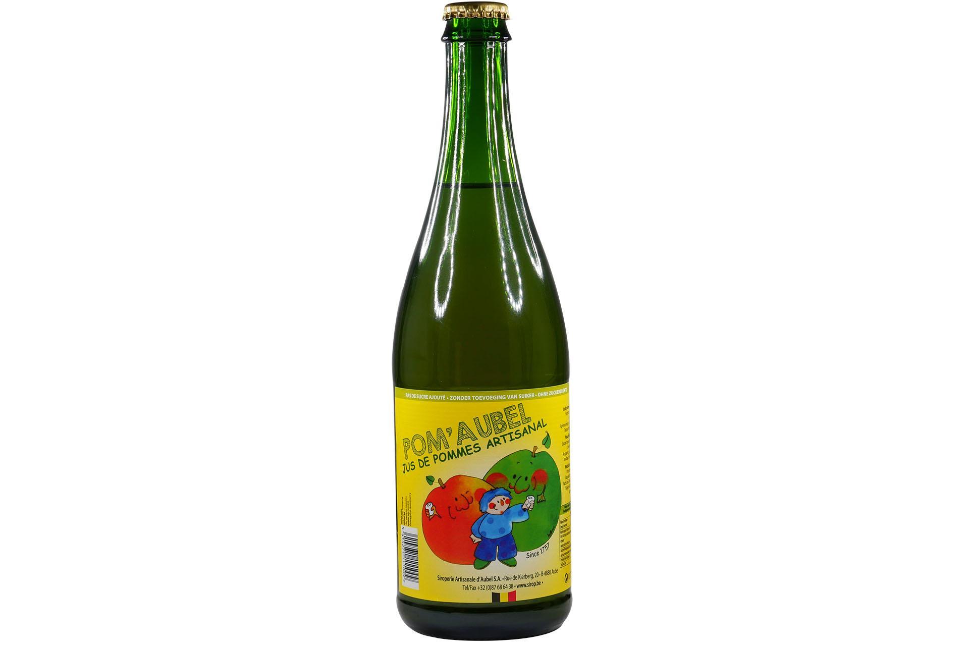 Siroperie Artisanale D'Aubel - Jus de pommes artisanal