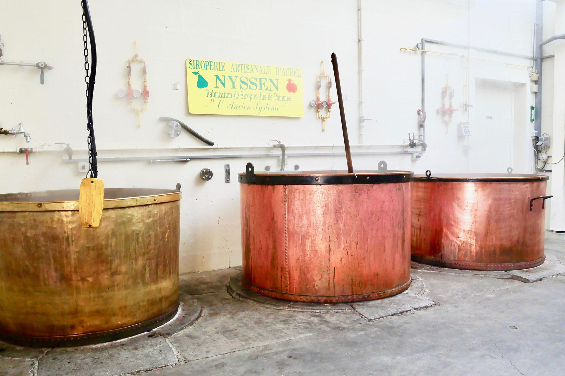 Siroperie Artisanale D'Aubel - Préparation