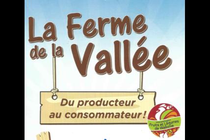 La Ferme de la Vallée - Velaine-s/Sambre
