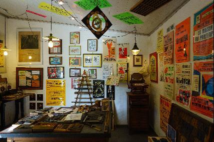 Musée de la Typographie