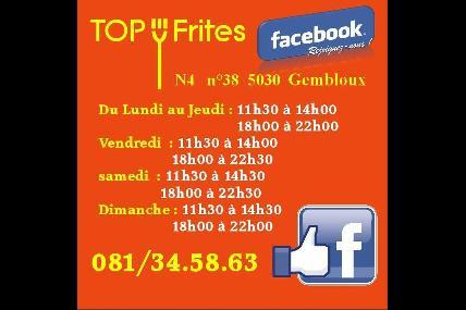 Top Frites
