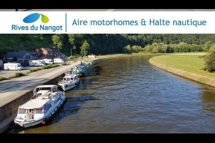 Aire de motorhomes des Rives du Nangot