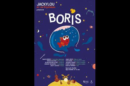Noël au théâtre - Boris, le poisson