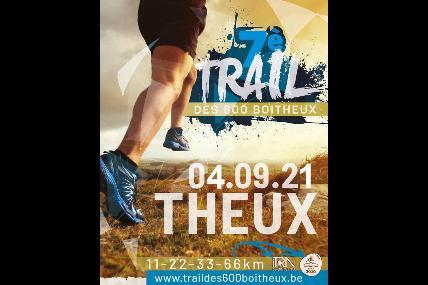 7ème Trail des 600 Boitheux