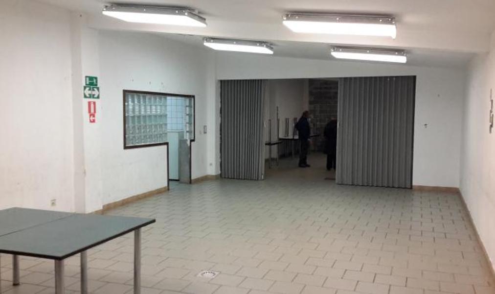 Tanière salle